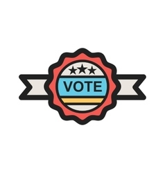Candidate Banner vector image