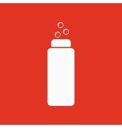 The Liquid Soap Lotion Cream Shampoo icon vector image
