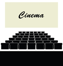 Cinema color vector