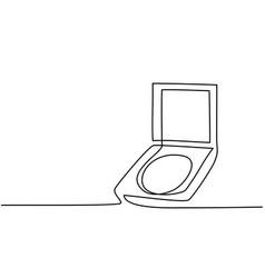 Cosmetic compact powder logo vector