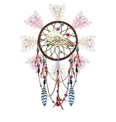 Dreamcatcher5 vector