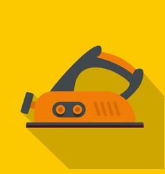 jack plane icon flat style vector image