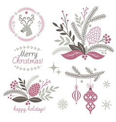 Christmas clip art vector