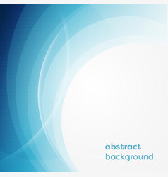Business background with abstract circles and vector