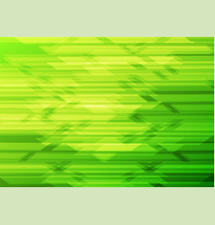 Green squares shapes abstract background vector
