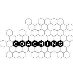 Coaching vector