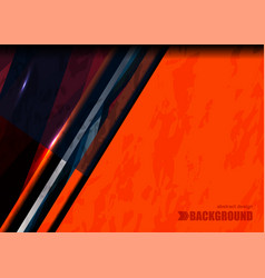 Background texture orange design vector