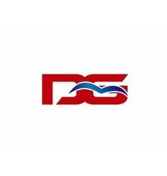Dg letter logo vector