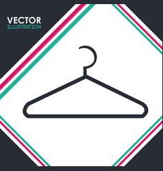 Hook icon design vector