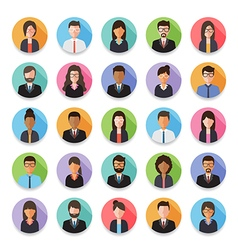 people avatar icon vector image vector image