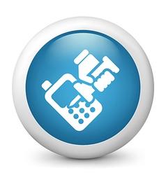 Cellphone Repair Icon vector image