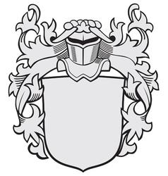 Aristocratic emblem no29 vector