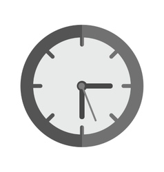 Time clock vector