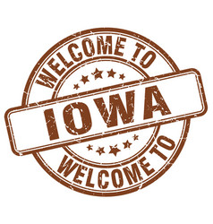 Welcome to iowa vector