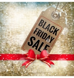 Black friday sale price tag eps 10 vector