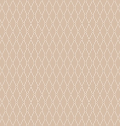 Classic pattern seamless beige vector