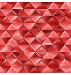 Red seamless texture vector image