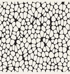 Organic irregular rounded jumble shapes vector