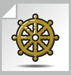 Religion icons 8 vector