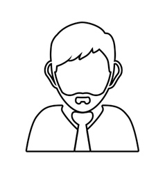 Male avatar icon man design graphic vector