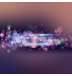 Abstract background with magic light eps 10 vector