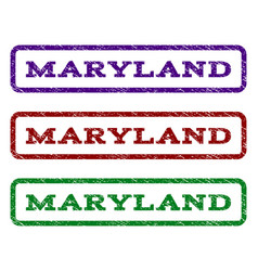 Maryland watermark stamp vector