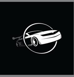 Car logotype premium logo vector