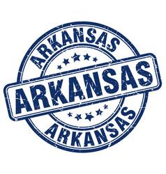 Arkansas stamp vector