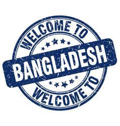 Welcome to bangladesh vector