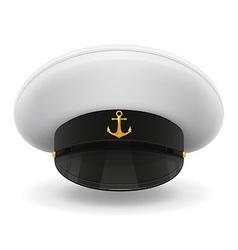 professional uniform cap 01 vector image