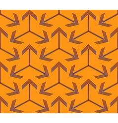 Seamless geo pattern33 vector