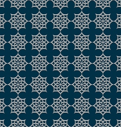 3d seamless pattern in arabic style vector