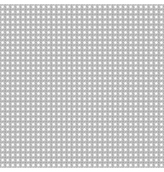 Seamless pattern with overlapping geometric square vector