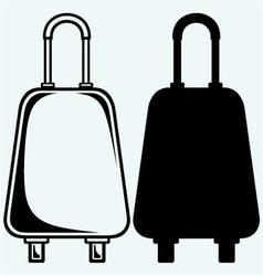 Baggage Icon EPS vector image vector image