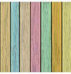 Wooden texture in pastel tones vector image