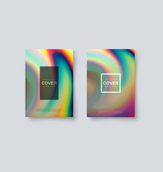 abstract minimal cover design vector image