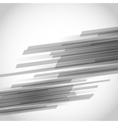 Abstract technology lines background vector image
