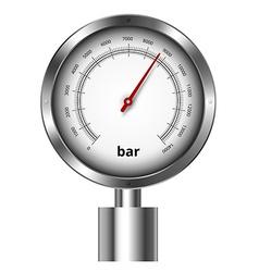 Barometer vector