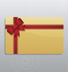 Giftcard vector