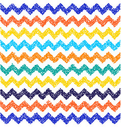 chevron dotted background modern texture vector image