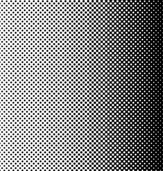 Retro halftone pattern vector
