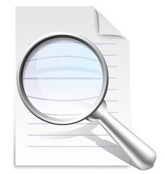 Search document vector
