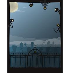 Halloween poster 02 vector