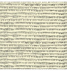 Seamless hand drawn pattern doodles vector