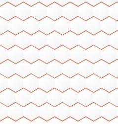 hexagon pattern texture vector image