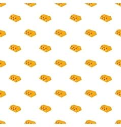 Checker taxi pattern cartoon style vector