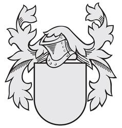 Aristocratic emblem no31 vector