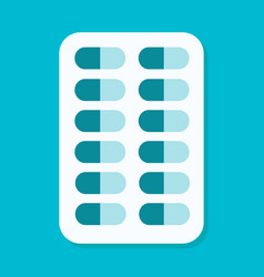 tablets symbol vector image vector image