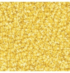Golden Dust seamless background vector image vector image