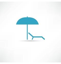 recreation icon vector image vector image